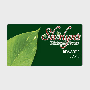 shirlyns reward-card