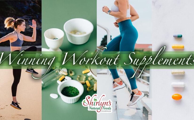 Winning Workout Supplements