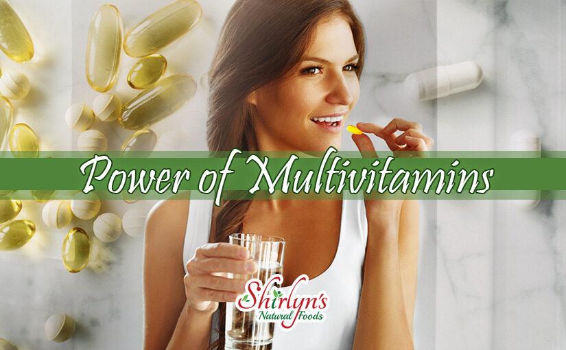Power of Multivitamins